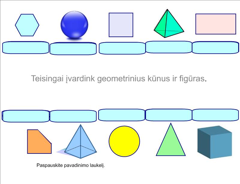 Geometriniai kūnai